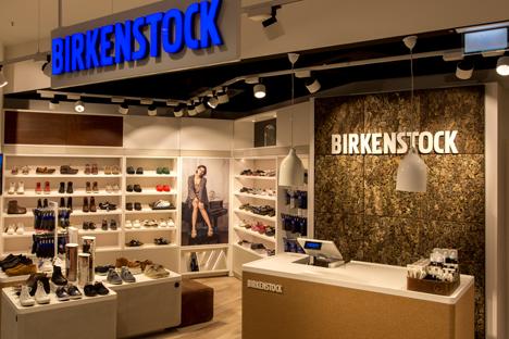 Birkenstock: Neuer Store in Stuttgart