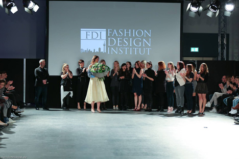 Fashion Design Institut Dusseldorf Show Me 2016