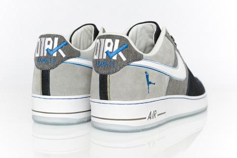 Dirk Unikat Nowitzki NikeAir Force für 1 m0wvyPNO8n