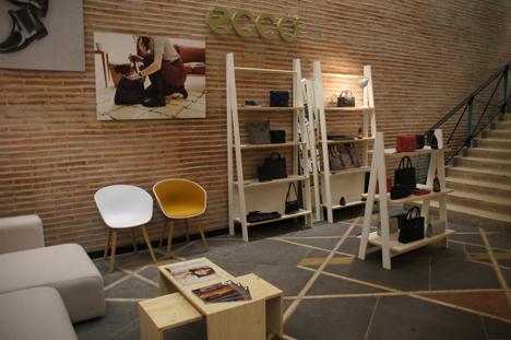Ecco eröffnet Pop Up Store in München