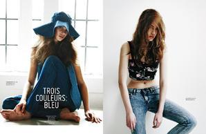 Trois Couleurs Bleu