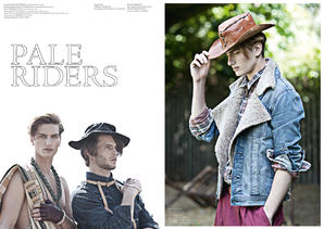 Pale Riders
