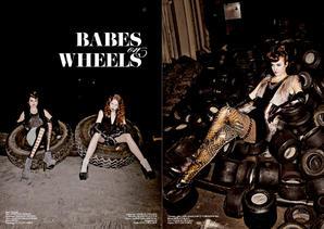 Babes On Wheels