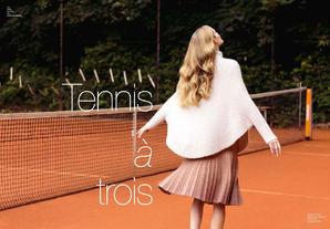 Tennis à Trois