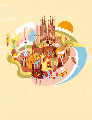 City Guide Barcelona