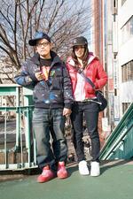 Teppei and Aya, Tokyo