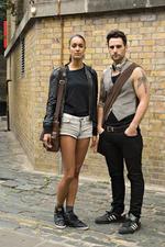 Asheena and Sam, London