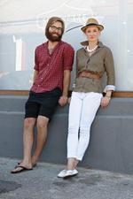 Nicholas and Aisha, Cape Town