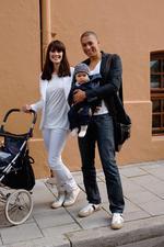 Petra and Christian, Munich