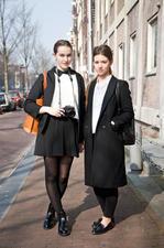 Lente and Gina, Amsterdam
